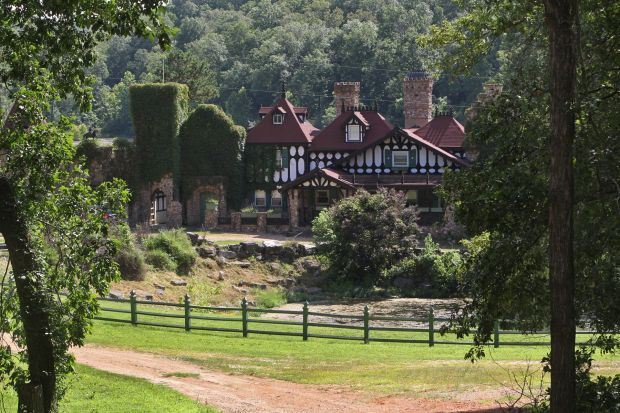 Bavarian Style Castle For Sale In Ste Genevieve County