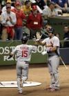 NLCS game Six, St. Louis Cardinals vs Milwaukee Brewers