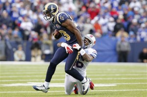 Rams counting on youngsters in offensive makeover