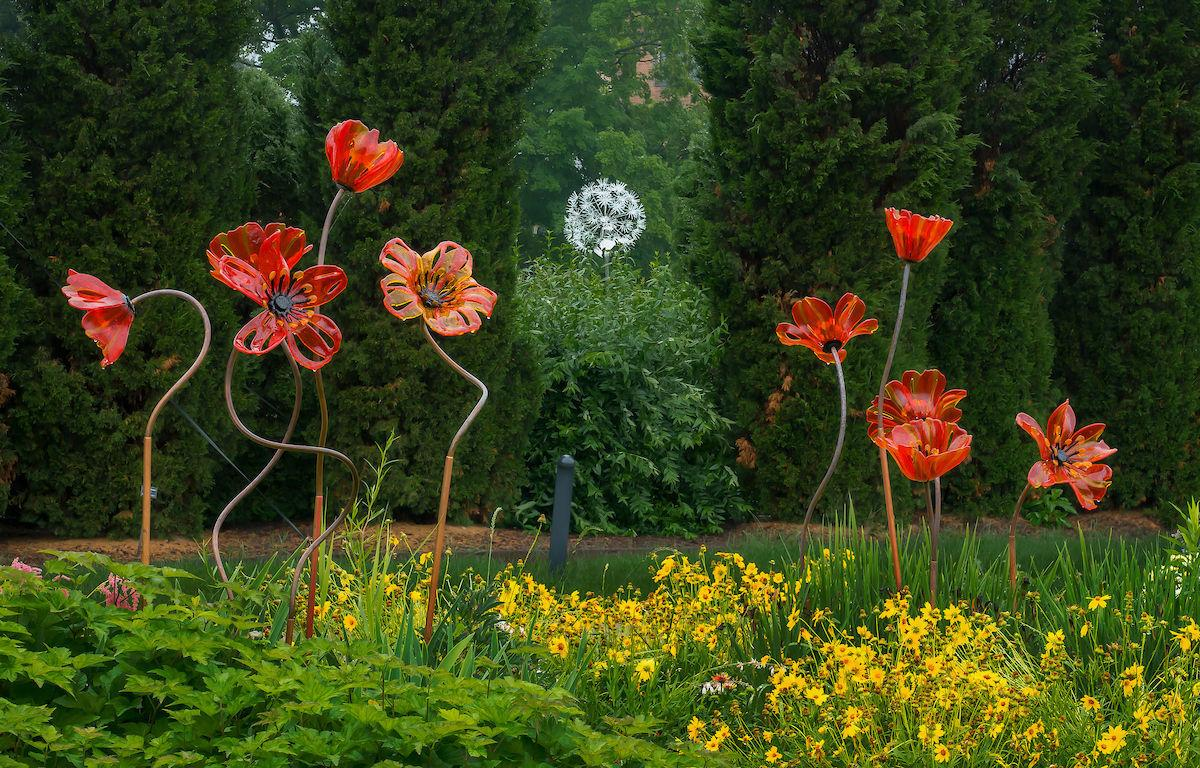 Missouri Botanical Garden Announces Summer 2017 Exhibit Garden Of Glass Culture Club