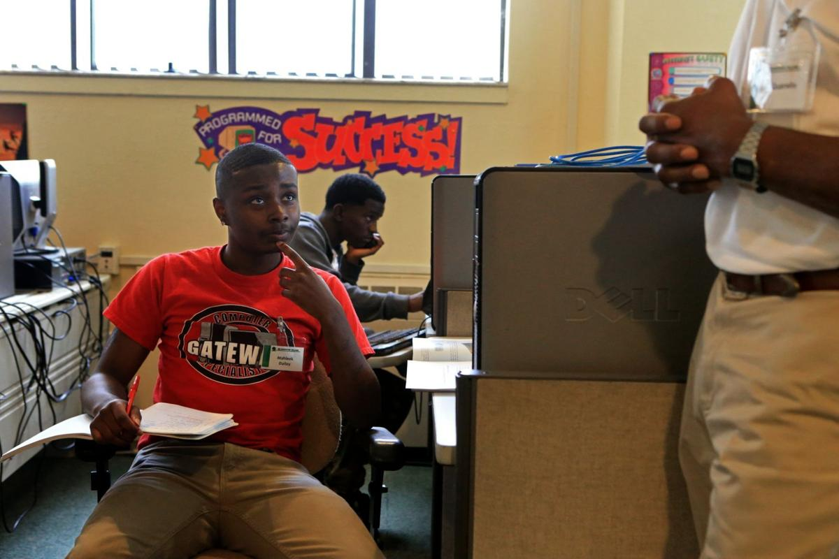 st louis youth get more than just jobs from summer job program youth eyes own business as technician buy now