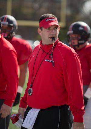 Five Questions with SEMO's Coach Tuke