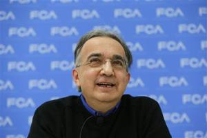 Fiat Chrysler CEO continues pursuit of General Motors