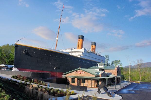 Titanic Museum In Branson Marks Centennial Travel