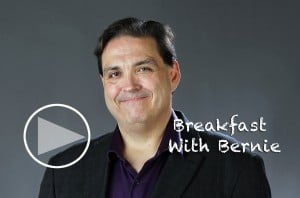 Breakfast with Bernie episodes: Week of May 13-17