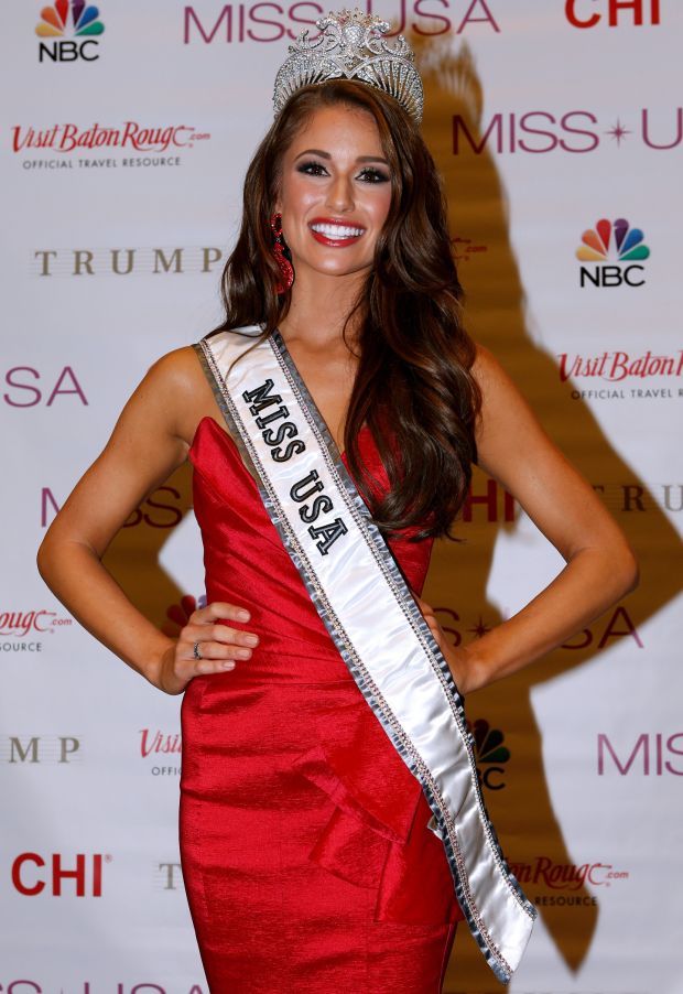 Photos Miss Nevada Wins Miss Usa Crown Gallery
