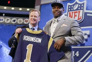 Tipsheet: Rams ready to mess up another NFL Draft