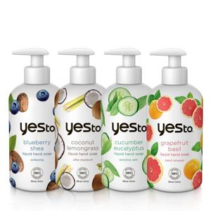 Product Test: Yes To hand soaps