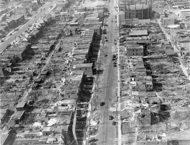 A Look Back Tornado In 1927 Kills 78 In St Louis News