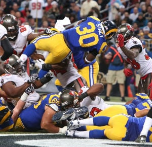 Bernie Bytes: Rams Extra Points