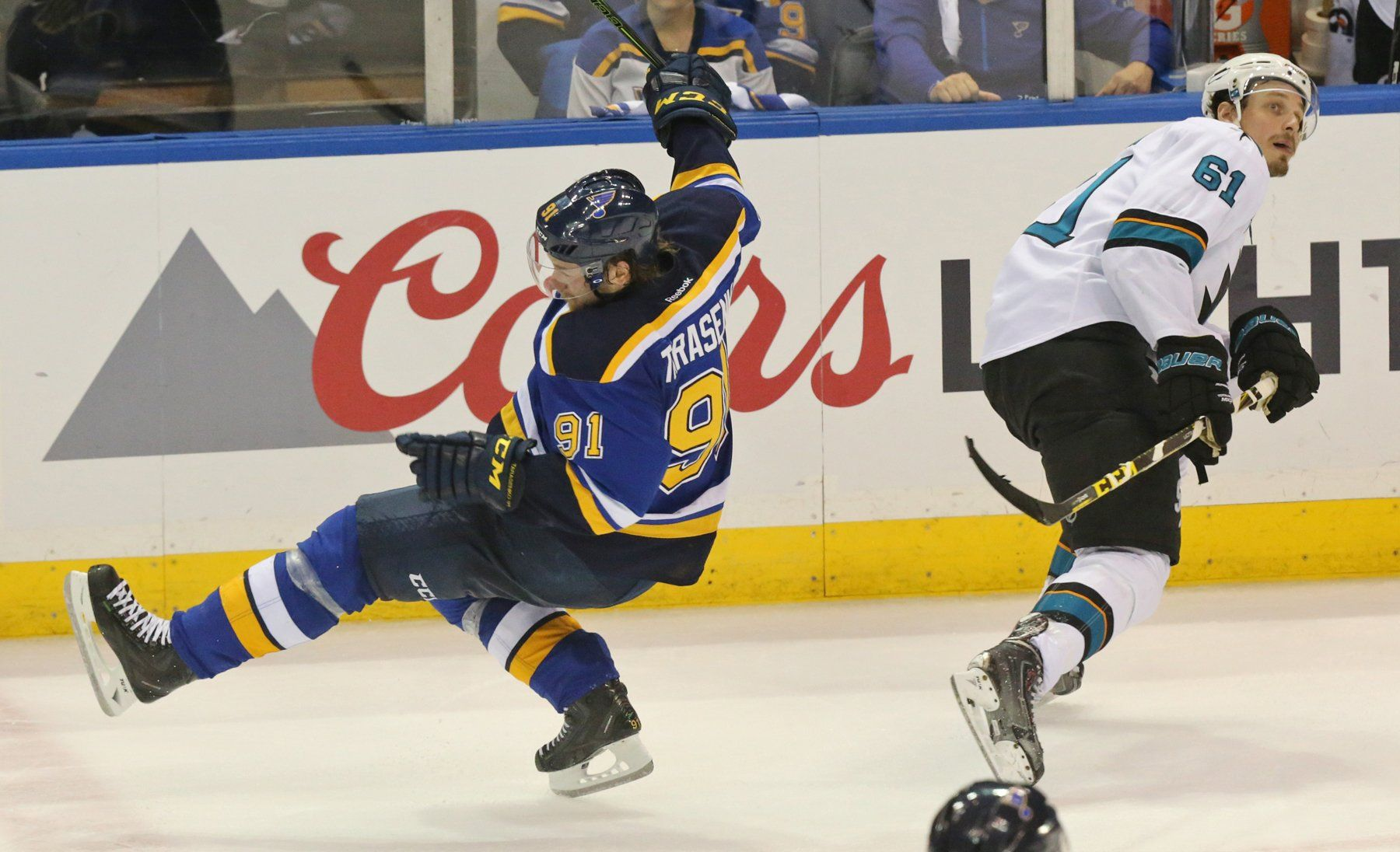 Tarasenko Will Become Marked Man In Playoffs