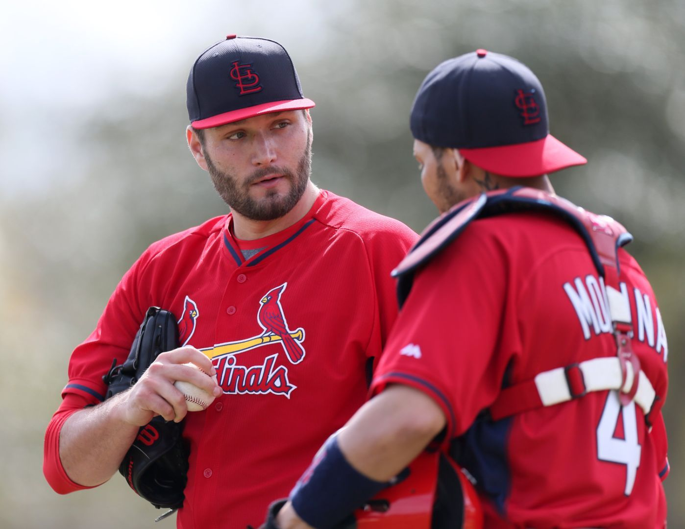 Miklasz: Lance Lynn decides its best to be himself