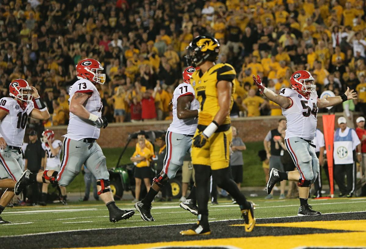 Tigers still simmer from loss to Georgia   Mizzou ...