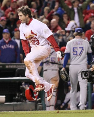 From our archives: Do you remember the Cardinals last walk-off homer?