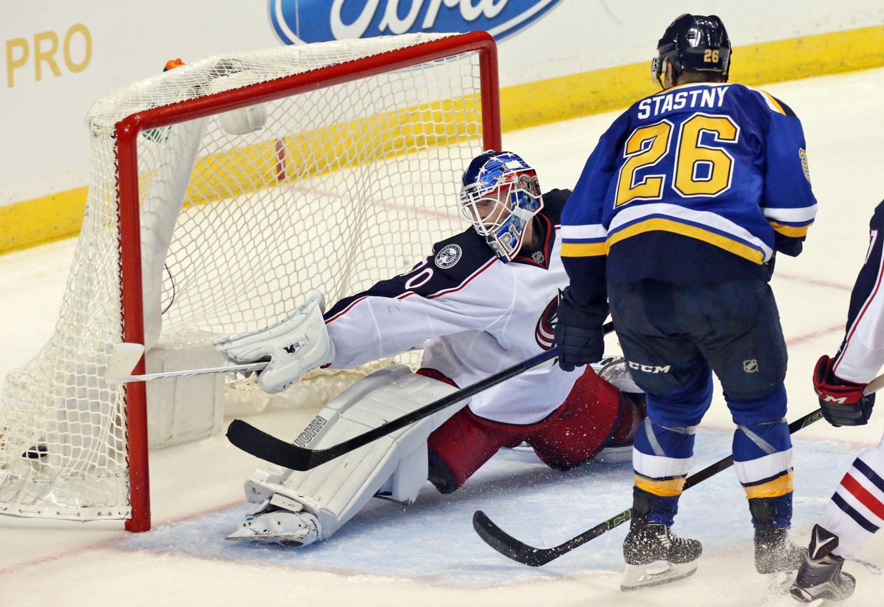 Blues open preseason with 7-3 win over Columbus | St. Louis Blues