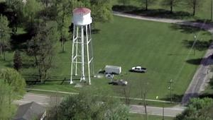 Worker painting water tower in Clinton County falls 100 feet to his death