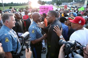 Messenger: Finding an American story in Ferguson