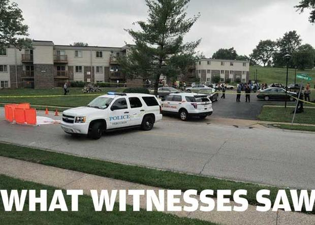 What happened on Canfield Drive depends on who you ask