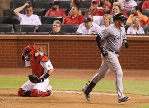Photos: Cardinals fall to White Sox in 11 innings