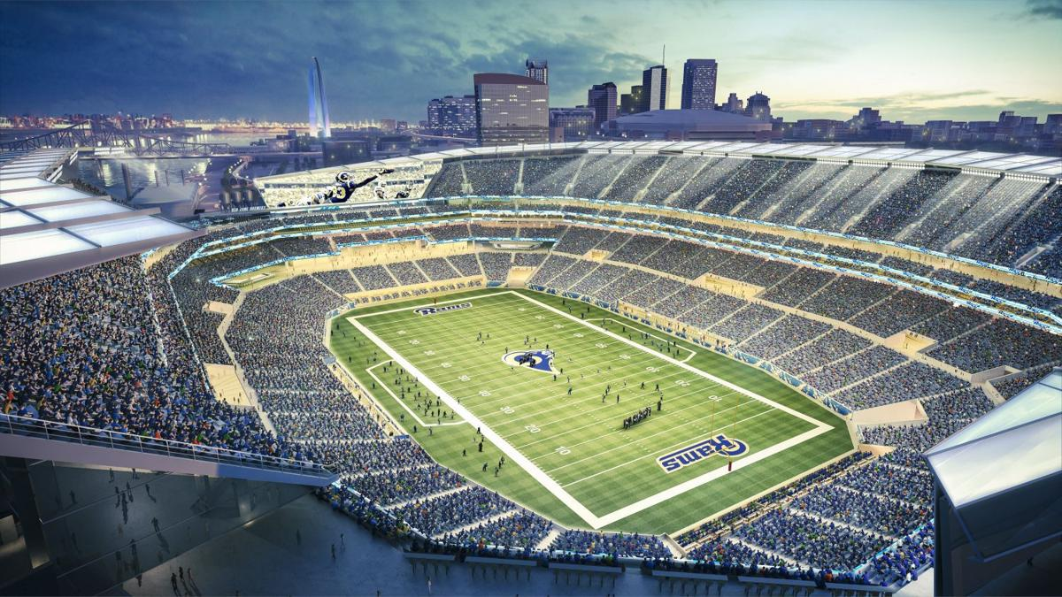 Goodell St Louis Stadium Proposal Inadequate Political