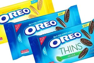Oreos get thin, going for 'sophisticated' air