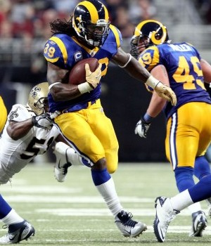 Rams, Jackson rework contract