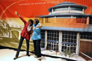 From country club to university, UMSL marks a milestone