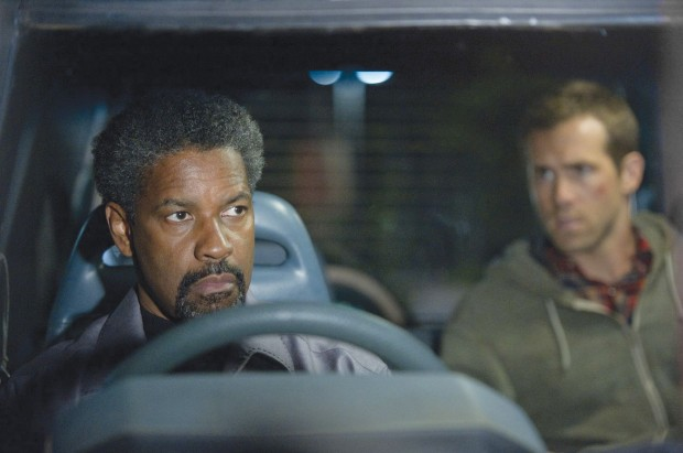 Denzel Washington plays a rogue CIA agent in the custody of an inexperience ...