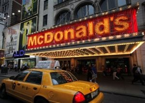 Not lovin' it in Russia: McDonald's, Wendy's in Kremlin's cross hairs