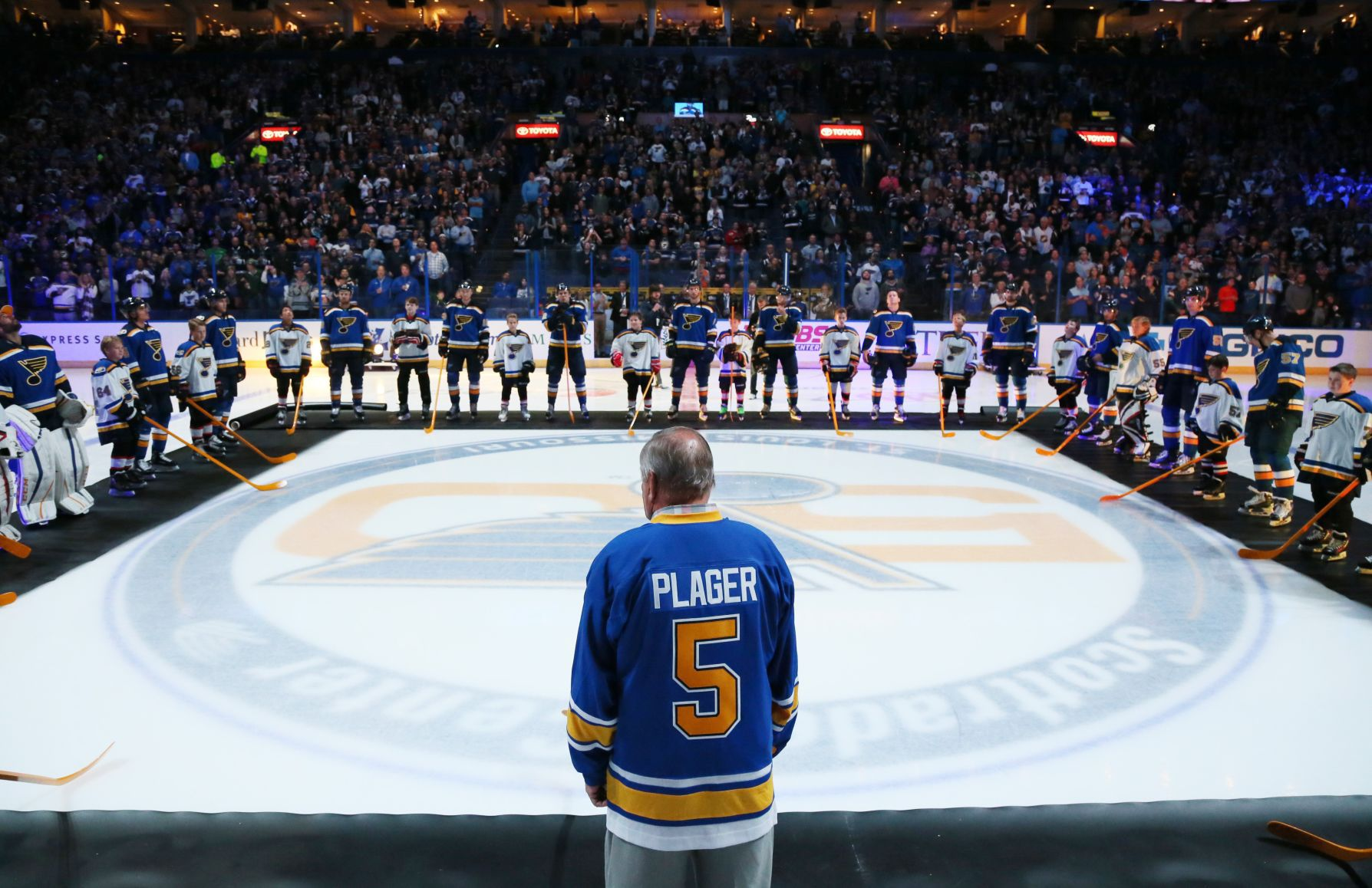 Ortiz: As Usual, Plager Gives Blues Good Advice