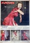 Head drum majorette Norma Jean Minogue