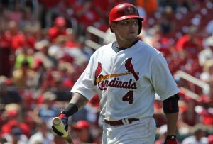 Bernie video:  Cards eager for return of two