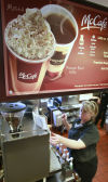 Coffee wars: McDonald's tries to out-latte Starbucks