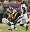Rams' Bailey reinstated, should play Sunday
