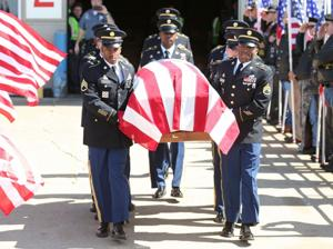Missouri soldier killed in 1970 buried after memorial