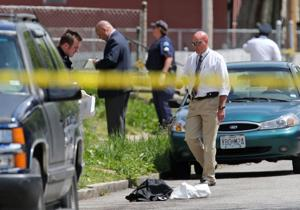 Fleeing man fired at officers before being shot by them, St. Louis police say