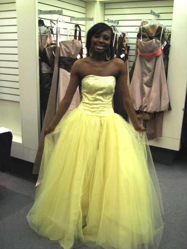 Donate gently worn prom gowns for the Cinderella Project ...