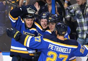 Blues off to Fab start with opening win