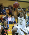 Howell North uses free throw success to hold off Ritenour