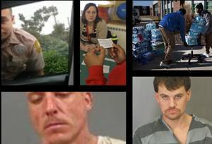 Short takes: Bullet bunglers, Billikens, plumbers and errant officers