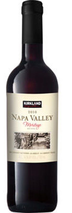 Kirkland Signature™ 2010 Meritage - Napa Valley for Wine Finds 12.11 ...