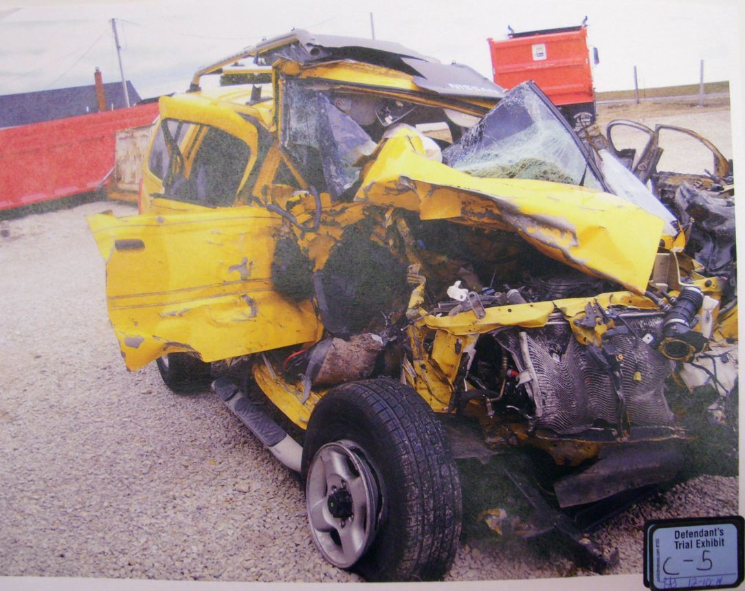 May  Car Accident In Thomas County Fatal