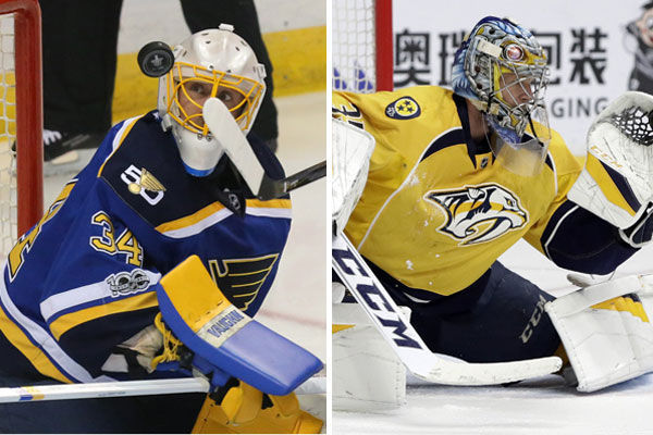 Blues Vs. Preds: 'Hard Series' Ahead For First-time Playoff Foes