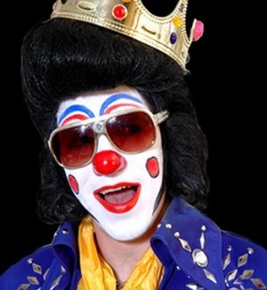 This week on the Hot List: Clownvis Presley and more ...