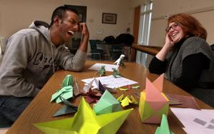 R-S Theatrics' 'Animals out of Paper' folds art into drama