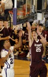De Smet starts new year on the right foot, scores rousing win against CBC