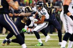 Tipsheet: Seahawks back words with deeds
