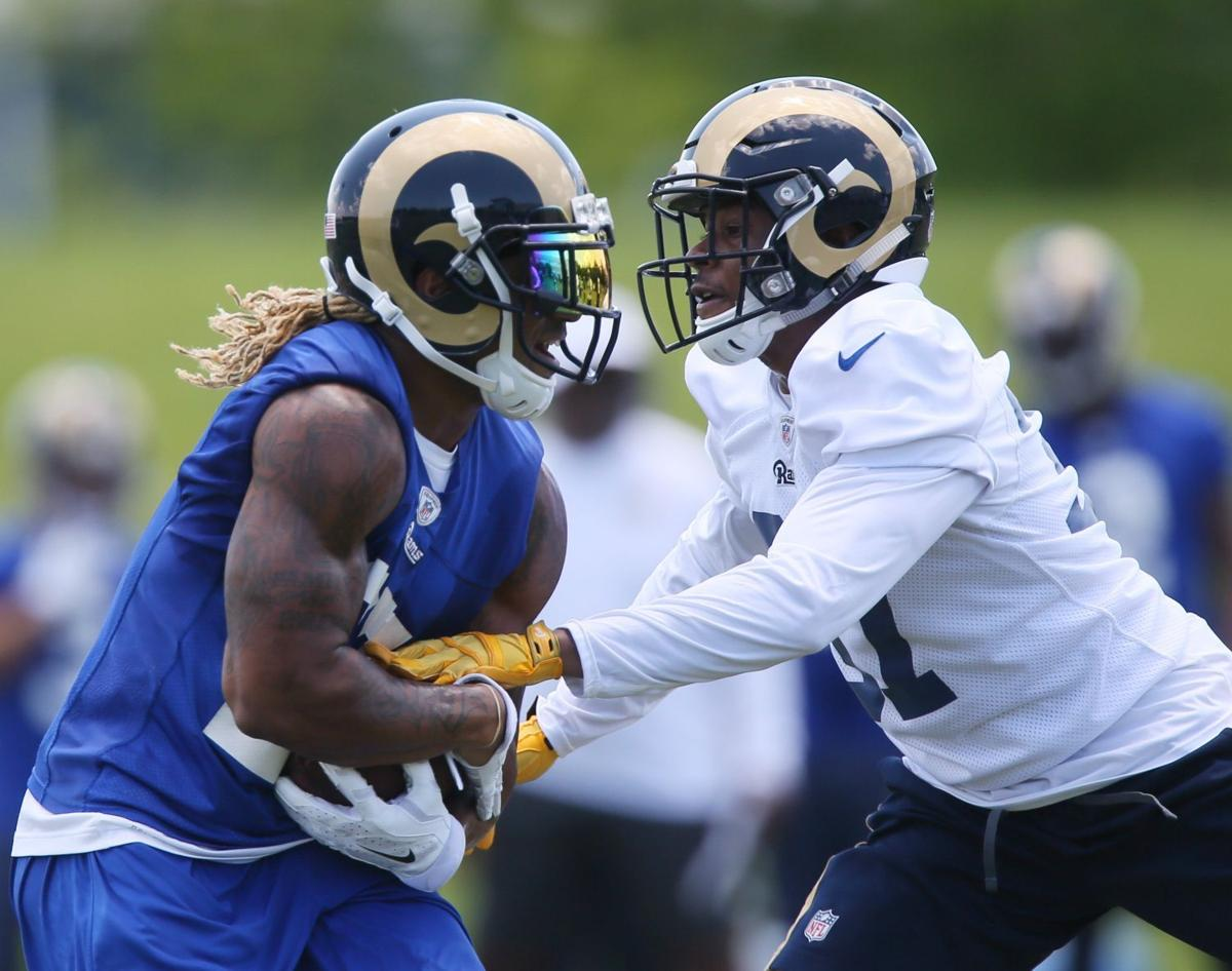 NFL Jerseys NFL - Rams notes: Bryant promoted from practice squad, McGee cut   NFL ...