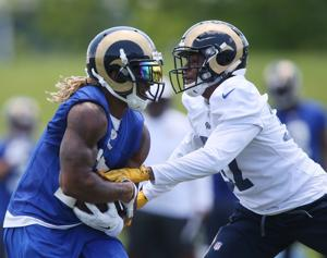 Rams notes: Bryant promoted from practice squad, McGee cut