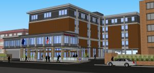 Clayton Hampton Inn set for summer opening